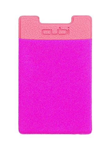 CardNinja Ultra slim Adhesive Smartphones Magenta product image
