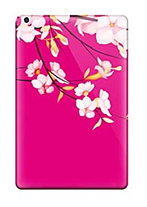 Hot Snap-on Pretty Spring Flowers Hard Cover Case/ Protective Case For Ipad Mini/mini 2