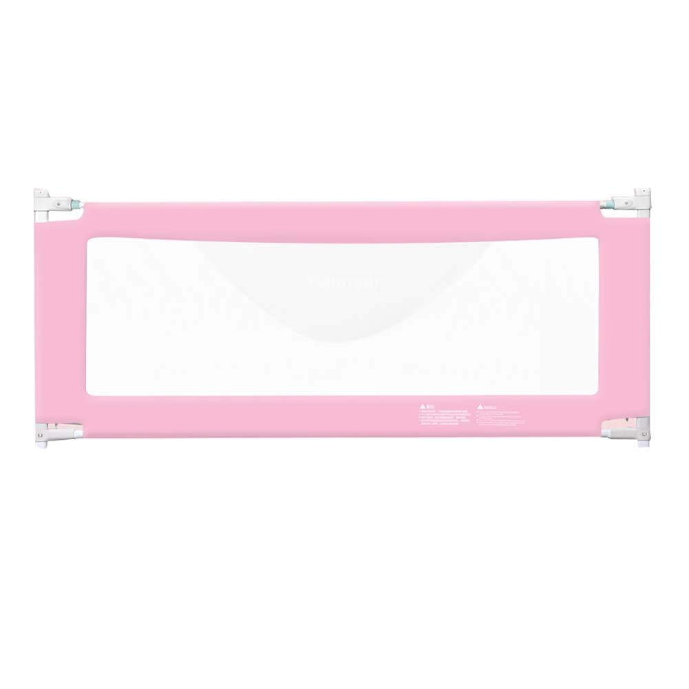 開店祝い ベビーサークル ツインベッドの幼児ベッドレール サイズ、キングサイズベッドの子供ベッドレール、調節可能なベビーセーフティベッドガード(1パック) (色 : (色 Pink, サイズ さいず さいず : 2.0M) 2.0M Pink B07JDTXJVD, February:ed9ed21f --- a0267596.xsph.ru