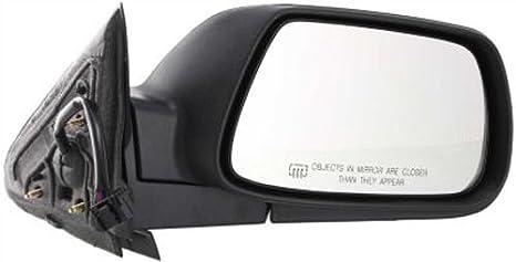 All Crash Parts >> Amazon Com Crash Parts Plus Passenger Side Text Black Heated Mirror