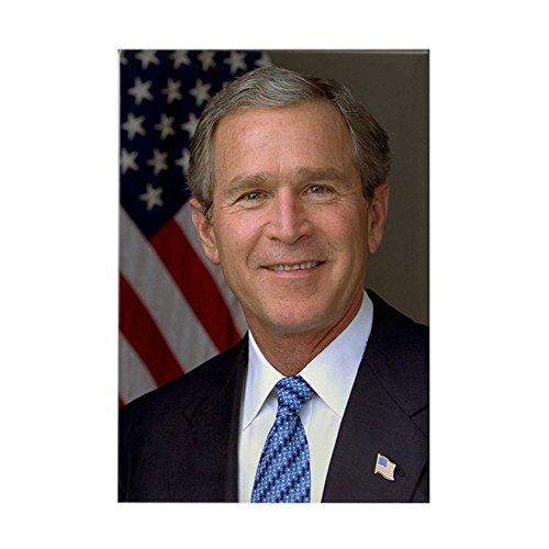 - CafePress SALE! $1.30 off! George W Bush Photo Magnet Rectangle Magnet, 2