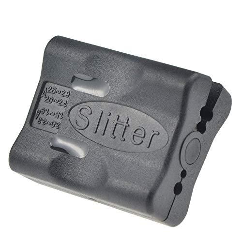 Black Mid Span Loose Tube Cable Jacket Slitter Fiber Optic Buffer Tube Stripper