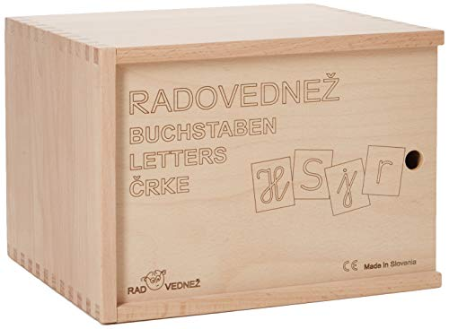 (Radovednez 1.033 German (Upper and Lowercase Cursive Letters),)