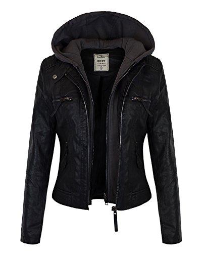 Gold Leather Jacket - 5