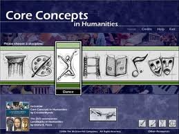 Core Concepts in the Humanities CD-ROM