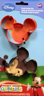 mickey mouse cookie cutter metal - 7