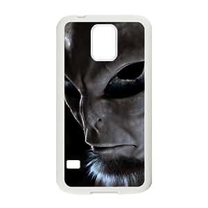Alien Samsung Galaxy S5 Cell Phone Case White R3348643