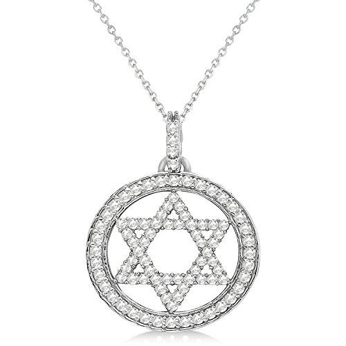 Prices for Diamond Circle Star Pendant - 4