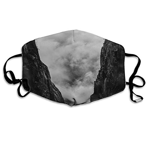 Sam-Uncle Anti Dust Face Mouth Cover Mask Rock Climbing Image Anti Pollution Breath Healthy Mask