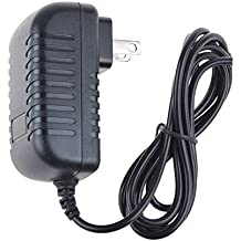 SLLEA AC / DC Adapter Charger for BOSS VE-5 Performer Vocal Looper Effects Processor DC 2A