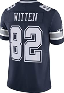 quality design 95772 a4e4d Amazon.com : Dallas Cowboys Jason Witten #82 Commemorative ...