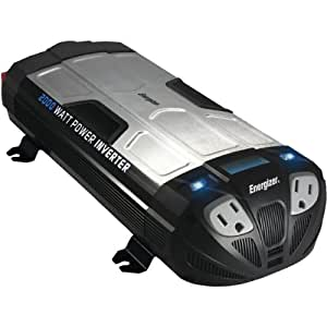 BMLEN2000 - ENERGIZER EN2000 12-Volt Power Inverter (2,000 Watt)