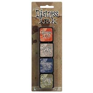 Mini Distress Ink Pad Kit 5