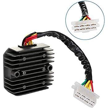 scitoo regulator rectifier replacement voltage regulator rectifier fit for 1975  1976 1977 1989 1979 honda goldwing 1000 1980 1981 1982 1983 honda goldwing