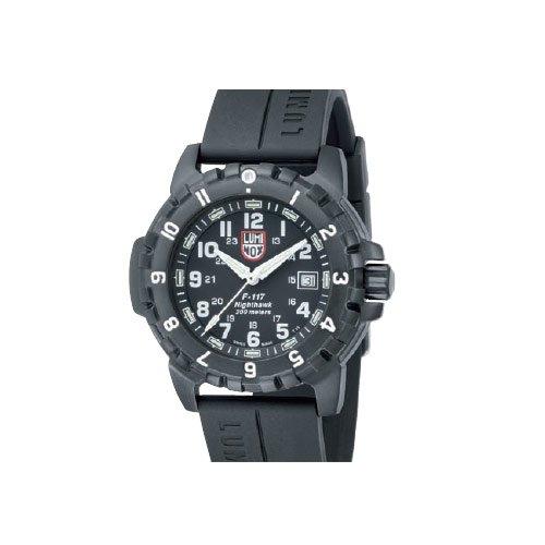 Luminox Men's Watch 6400 Evo F-117 Nighthawk Series 6401 - WW