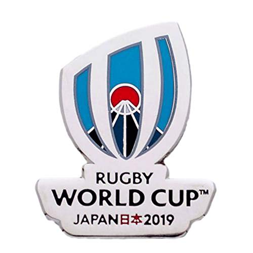 Official Licensed Japan 2019 Rugby World Cup - Metal Badge