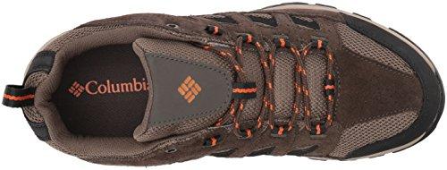 Brown Crestwood Men's Camo Heatwave Hiking Columbia Shoe ZHpCq6xwq