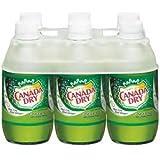 Canada Dry Ginger Ale 10 oz Glass (24 Bottles)