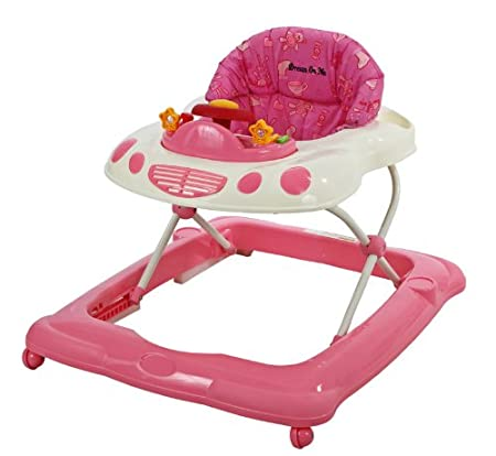 Dream On Me melodía Musical andador rosa: Amazon.es: Bebé