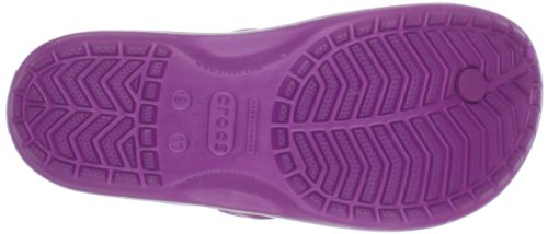 Flip Mixte Crocband Violet Crocs viola Grey Adulte Tongs light CwA5B