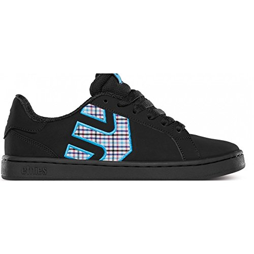 CHAUSSURES ETNIES FADER LS WO'S BLACK BLUE