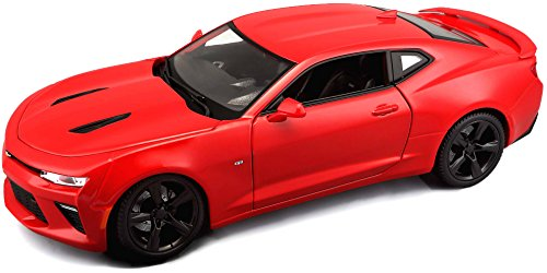 Maisto 1:18 2016 Chevrolet Camaro SS Diecast Vehicle (Colors May Vary)