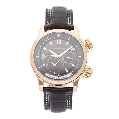 Jaeger-LeCoultre Master Compressor Mechanical (Automatic) Grey Dial Mens Watch Q1712440 (Certified Pre-Owned) -  Q1712440-CPO