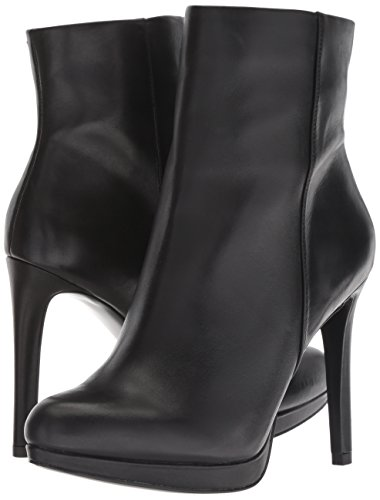 Pictures of Nine West Women's Quanette Leather Ankle Boot 25033885 4