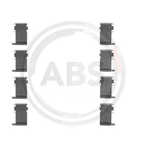 ABS 1162Q Disc Brake Pads Accessory Kit ABS All Brake Systems bv