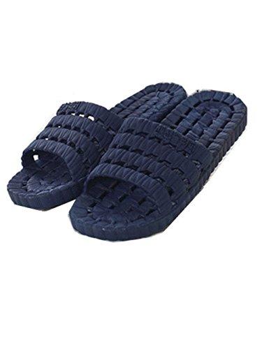 SYF - Zapatillas Bajas adultos unisex azul oscuro