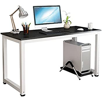 modern computer desk tribesigns modern simple style computer desk 13161