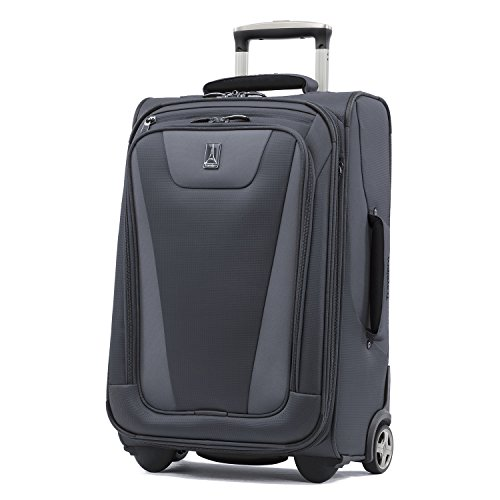 Travelpro Maxlite 4 22  Expandable Rollaboard Suitcase  Shadow Grey