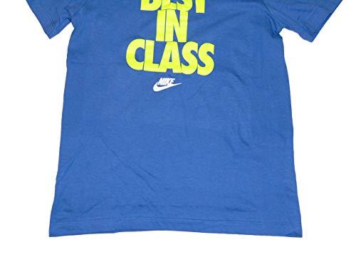 Nike Boy's Cotton T Shirt Best in Class 4