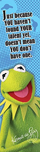 Eureka Muppets Vertical Classroom Banner, Just Because You Haven't Found, Measures 45 x 12""