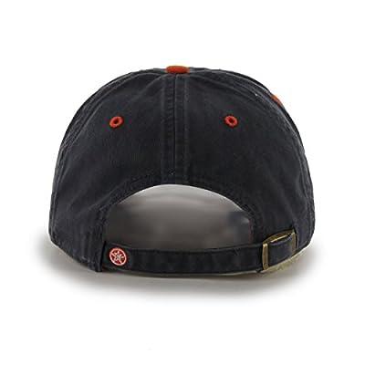MLB Houston Astros Ice Adjustable Hat, One Size, Navy