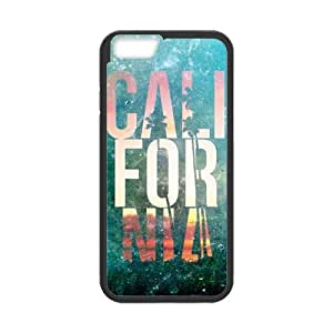 Canting_Good California Custom Case skin for iPhone 5,5S TPU (Laser Technology)