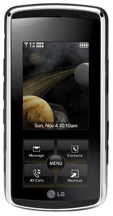 amazon com lg venus vx8800 phone black verizon wireless cell rh uedata amazon com Verizon enV2 Verizon Voyager
