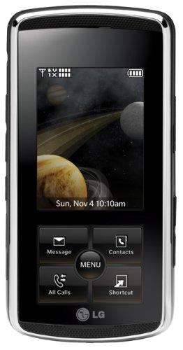 LG Venus VX8800 Phone, Black (Verizon Wireless)