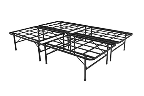 Platform Bed Frame Cal King - 9