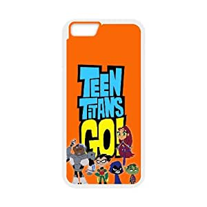 Teen Titans iPhone 6 4.7 Inch Cell Phone Case White GYKK70C8