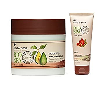 Amazon.com: Mar de Spa – biospa – Aguacate Crema & Body ...