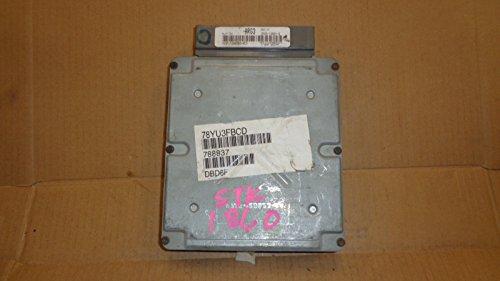 INE ECM MODULE ZM3818881E ZM38-18881-E YU3F-12A650-BCD (Mazda Protege Ebay)