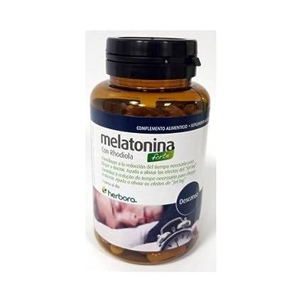 Melatonina Forte 120 Cap de Herbora