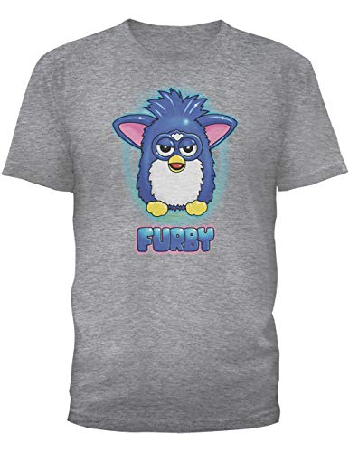 Air Furby Since 1998 T-Shirt, Must-Have Toy 30th Anniversary Gray