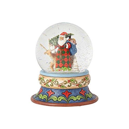 """Enesco Jim Shore Heartwood Creek """"Season of Giving 5.25"""", Snow/Globe by Enesco (Image #1)"""