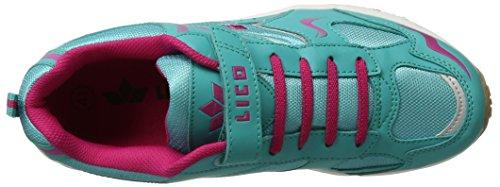 Lemon Pink Pink Tuerkis Tuerkis Lico Vs Blue Bob Blau Shoes Unisex Adults' Fitness vqUvw0SF