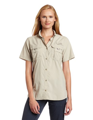 Columbia Womens Bahama Short Sleeve
