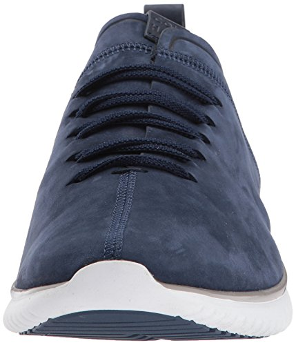 Sneaker Grand Haan Men's Nubuck Cole Marine Blue White Optic Nubuck Motion WnXEWH6xP
