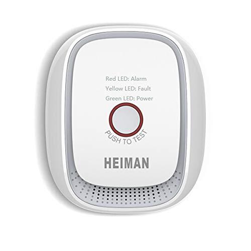 Detector de alarma de fuga de gas HS1CG HEIMAN Zigbee