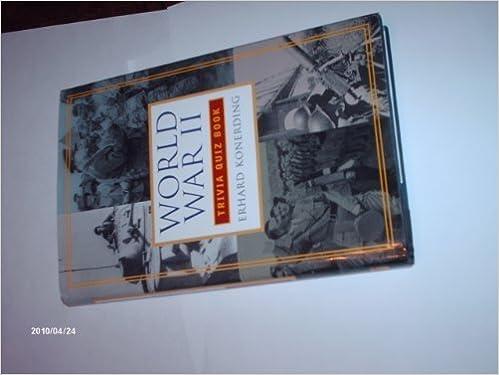 World War II Trivia Quiz Book: Europe & North Africa / The